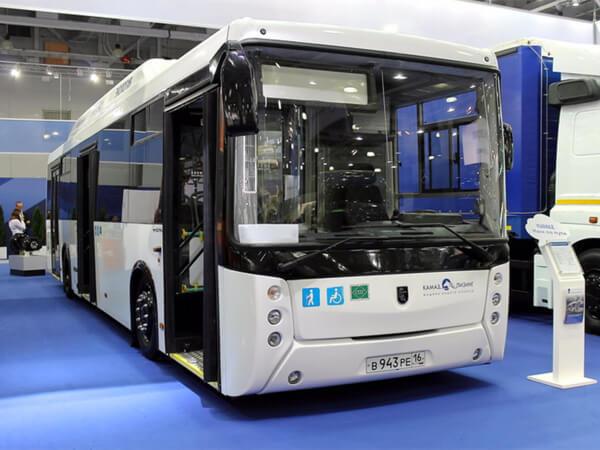 kamaz6282 2 - Лучший отечественный автобус КАМАЗ-6282