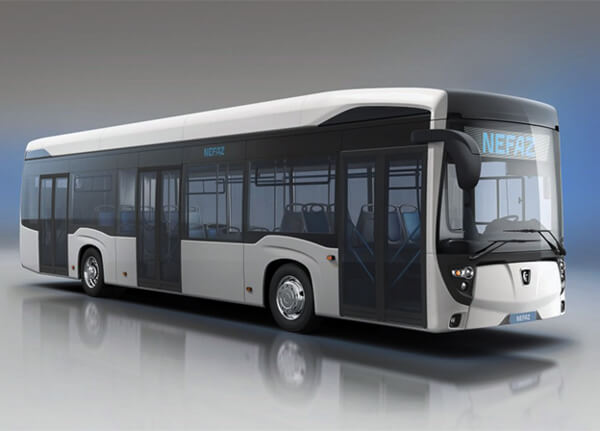 kamaz6282 - Лучший отечественный автобус КАМАЗ-6282
