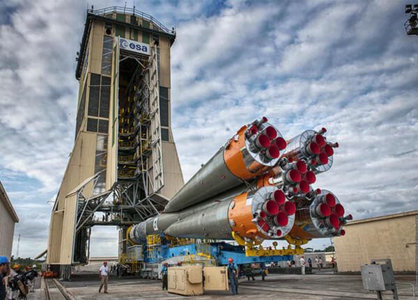 rostec06 - Создан новый материал для ракеты-носителя «Союз»