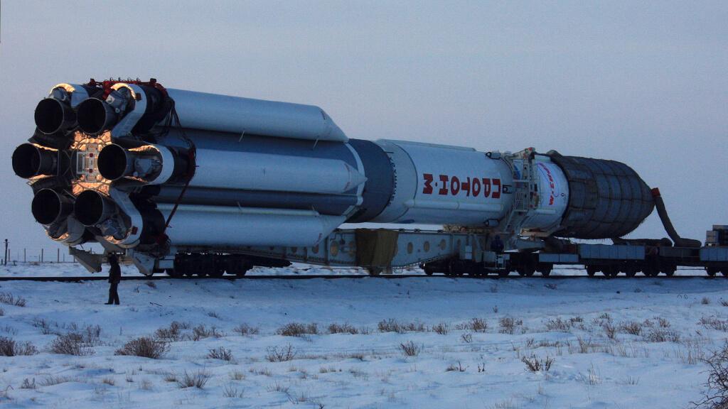 kosmos01 - В России восстановили производство гидразина